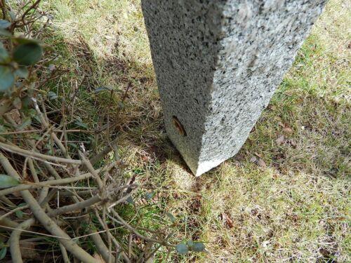 Bewässerung Außenwasserhahn Granit Wasserzapfsäule Brunnen Zapfstelle