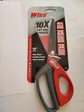 Wiss W10TM Titanium Coated Full Metal Scissors 250mm 10in