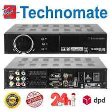 Technomate TM-5200 D M2 USB Super+ USB PVR Satellite Receiver Latest Version NEW