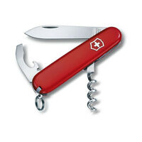Victorinox Waiter Red - Swiss Army Pocket Knife 84 Mm - 9 Tools
