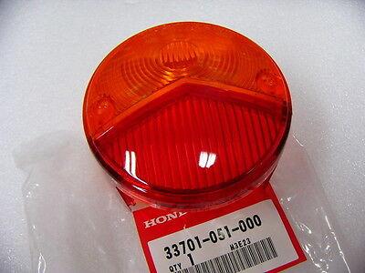 Honda CB 750 Four K0 K1 K2 Rücklichtglas Lens, tail & stop light  F - 37