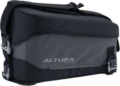 Altura Dryline 2 Cycling Rack Pack Grey