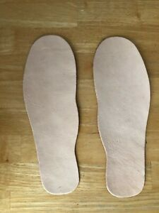 MEN-039-S-INSOLE-LEATHER-HAND-MADE