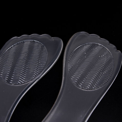 Silicone Gel Cushion Insole Fit High Heel Shoes Sandals Anti Slip Foot Pad A5