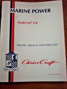 chris craft engine manual