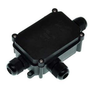 Kabelverbinder-Verteiler-3-fach-Dosenmuffe-Verbindungsbox-IP66