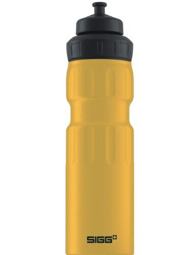 Alu Trinkflasche 0,5 L blau oder silberSportflascheFahrradflascheSport