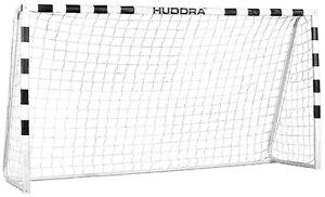 Hudora-76903-Fussballtor-Fussball-Tor-Stadion-mit-2-Meter-Hoehe