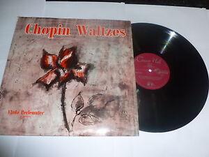 CHOPIN-Chopin-Waltzes-1960s-UK-Concert-Hall-label-stereo-vinyl-LP