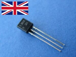 Transistor-Various-Quantity-Many-Types-2N2222-S8550-A1015-S9014-S8050-UK