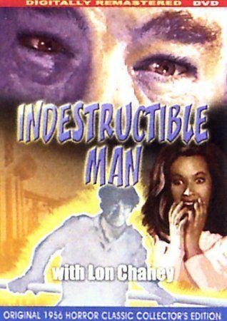 Indestructible Man (Digitally Remastered DVD