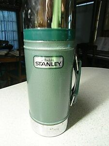 Aladdin-Stanley-Wide-Mouth-24-Oz-Thermos-A-1350B-Carry-Handle
