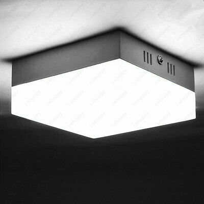 Ultra-Thin LED SMD 2835 Ceiling Down Light Fixture Acrylic Lamp Aisle Exhibition