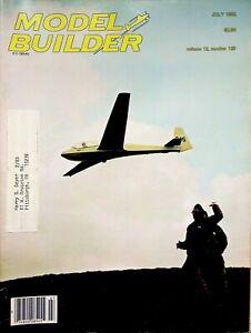 Model Builder Magazine July 1982 Volume 12 Number 126 m978