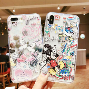 Cute-Mickey-Minnie-Disney-Phone-Case-Cover-For-iPhone-X-XS-Max-XR-6-6s-7-8-Plus