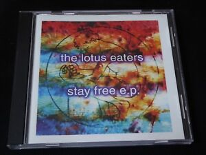 The-Lotus-Eaters-Stay-Free-E-P-CD-2001-WILD-SWANS-CURE-ASSOCIATES-MINNY-POPS