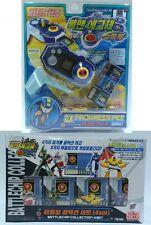Rockman(Mega Man) EXE DX Progress Pet+Battle Chip Collection 4 Sets with Figures