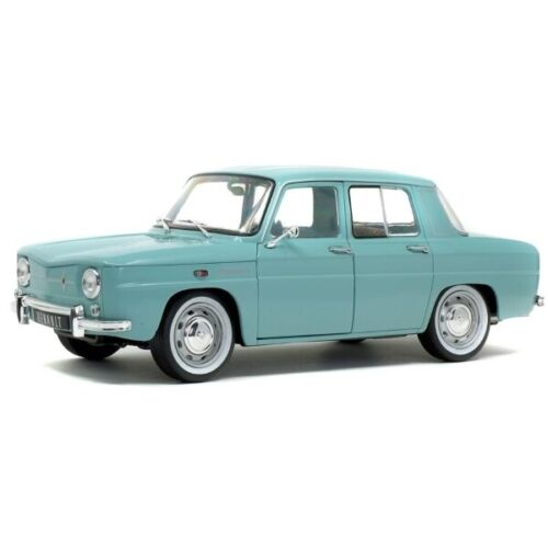 S1803601 SOLIDO Renault 8 Major 1967 Light Blue 1//18
