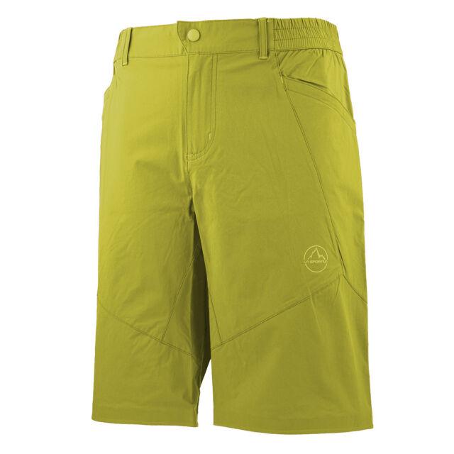 a8abc2f6d0 La SPORTIVA Men's Explorer Shorts Citronelle M for sale online | eBay