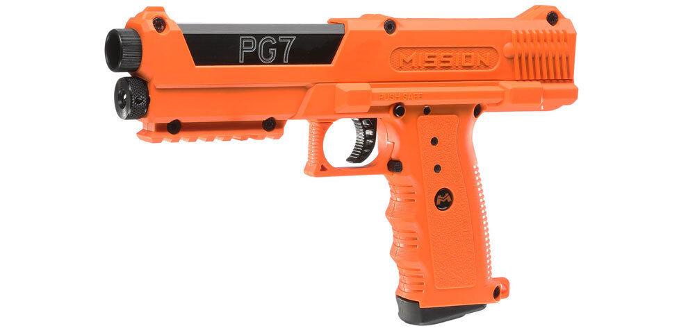Tippmann PG7/TiPX LTL Paintball Pistole - Orange