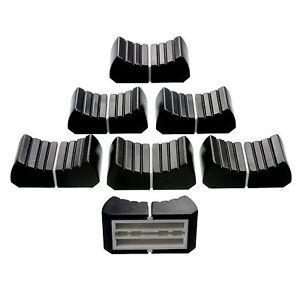 6-Professional-Fader-Knob-Black-T-Lever-Slider-Control-Button-Sliding-Control