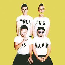 WALK THE MOON - TALKING IS HARD  CD NEU