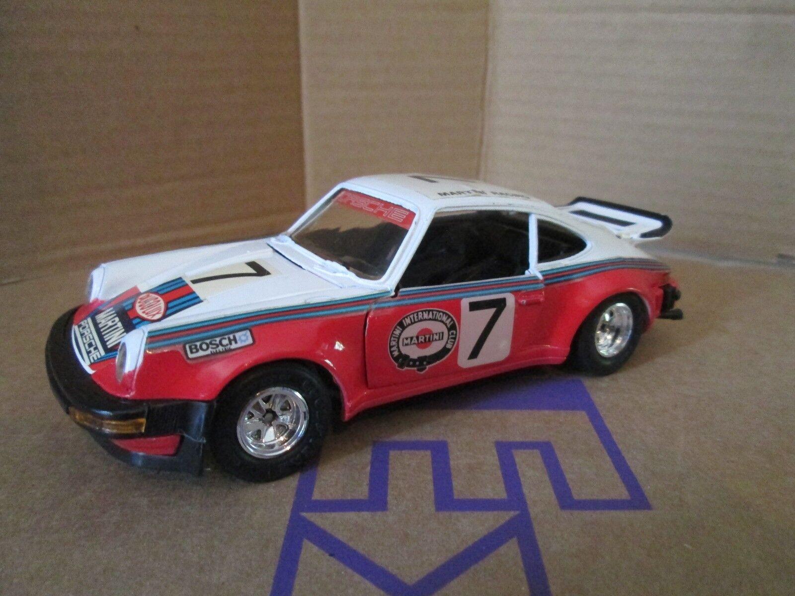 930 SC Martini Porsche Turbo 128 EIDAI GRIP Loose pezzo di visualizzazione