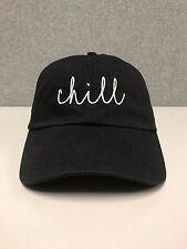 5cb33305f2d item 2 CHILL Hat dad cap emoji custom design cute fad fun sun summer  fashion style -CHILL Hat dad cap emoji custom design cute fad fun sun  summer fashion ...
