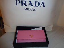 ae3ee103fdb5 item 3 NWT PRADA Saffiano Leather Long Fold Wallet 1MH132 Begonia/Fuxia NEW  -NWT PRADA Saffiano Leather Long Fold Wallet 1MH132 Begonia/Fuxia NEW
