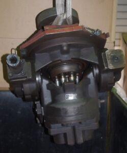 Brueninghaus Hydraulik GMBH Hydraulikpumpe 740CV3000 // 80084 Gebraucht/ Used