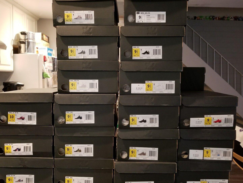 Adidas Adidas Adidas NMD XR1 bianca  Duck Camo  BA7233 Dimensione US 9.5m NEW w receipt 3c12e6