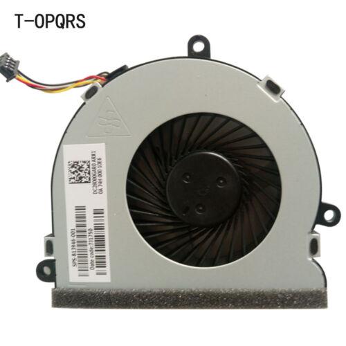 For HP Pavilion 15-AC 15-AF 250 G4 255 G4 15-AY 15-BA Cpu Cooling Fan 4PIN