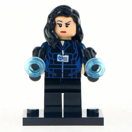 TV show Marvel Comic toy figure Melinda May minifigure Agents of S.H.I.E.L.D