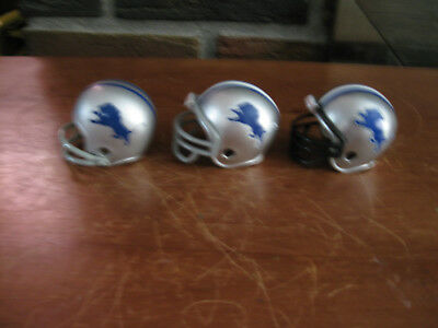 Riddell Pocket Pro Helmet History Throwback Collection Detroit Lions 402021865765 Ebay