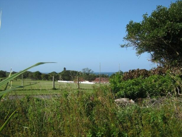 Vacant Land with Sea View-Close to CBD- for sale in Port Edward