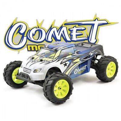 Ftx Comet Monster Truck 2wd 1:12 Pronta Per L'esecuzione Rc Auto Con Batteria & Caricabatteria Ftx5517-mostra Il Titolo Originale