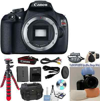 Canon Rebel T5 Camera Digital SLR Body Kit - NO Lens