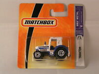 Matchbox Traktor