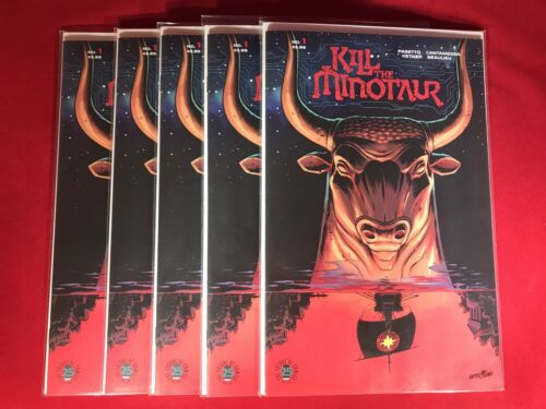 Kill the Minotaur #1 June 2017, Image FIRST PRINT UNREAD NM OPTIONED FOR MOVIE