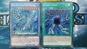 Blue-Eyes-Chaos-MAX-Dragon-Deckcore-Englisch-Yu-Gi-Oh