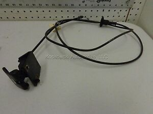 Hood-Release-Cable-amp-Handle-1997-Chevy-Venture-15265993-98-99-00-01-02-03-04