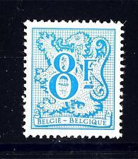 BELGIUM - BELGIO - 1983 - Cifra su leone araldico. Serie ordinaria