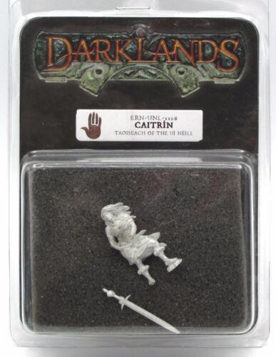 Darklands ERN-UNL-1106 Caitrín Taoiseach of the Uí Néill Female Warchief Hero