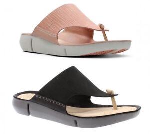 e0c93ac8b3db Image is loading Womens-Clarks-Tri-Carmen-Flip-Flop-Sandals-Available-
