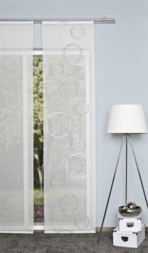 Home Wohnideen Schiebevorhang Effektvoile Scherli 084230-0307 H x B 245 x 60 cm