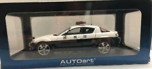 1-18-Auto-Art-Mazda-RX-8-Police-car-Japan