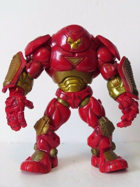 Marvel legends Legendary rider series Hulkbuster 6  Action Figure
