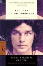 Modern Library Classics: The Last of the Mohicans by James Fenimore Cooper (2001, Paperback)