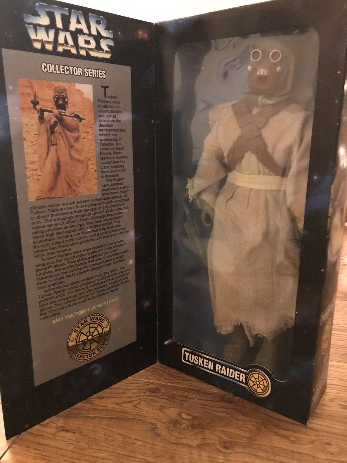 Star wars collectors Edition Tusken Raider