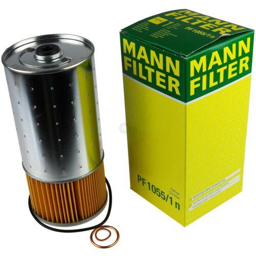 Original MANN-FILTER Ölfilter Oelfilter PF 1055/1 n Oil Filter